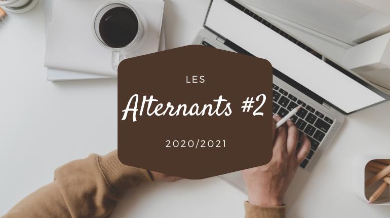 Les Alternants #2 (2020/2021) : Esther