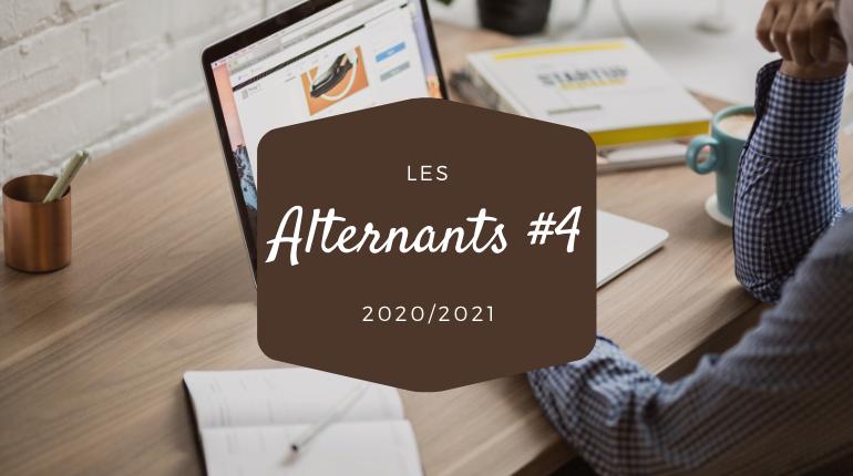 Les Alternants #4 (2020/2021) : Agathe