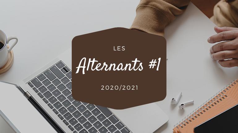 Les Alternants #1 (2020/2021) : Louis