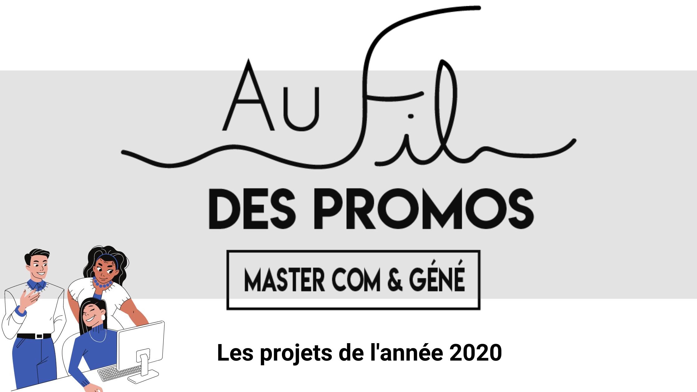 Au Fil des Promos : le projet qui rassemble