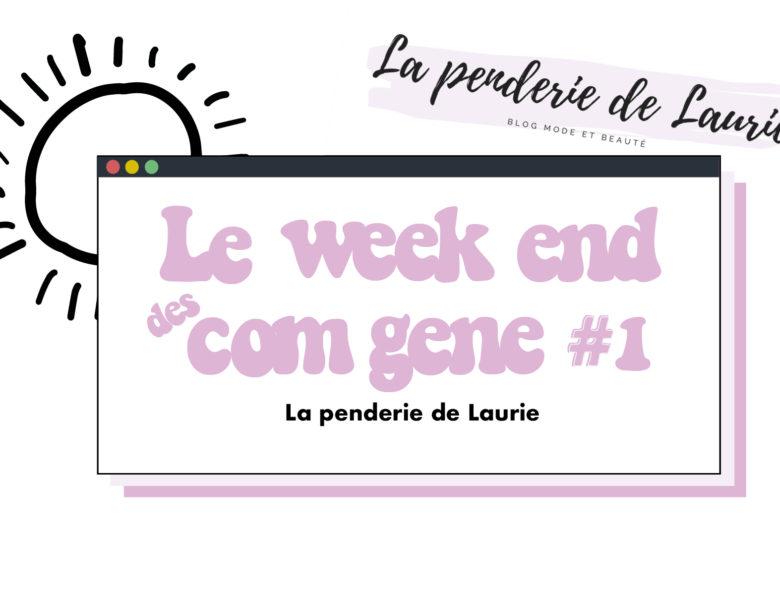 Le week-end des Com Gene #1