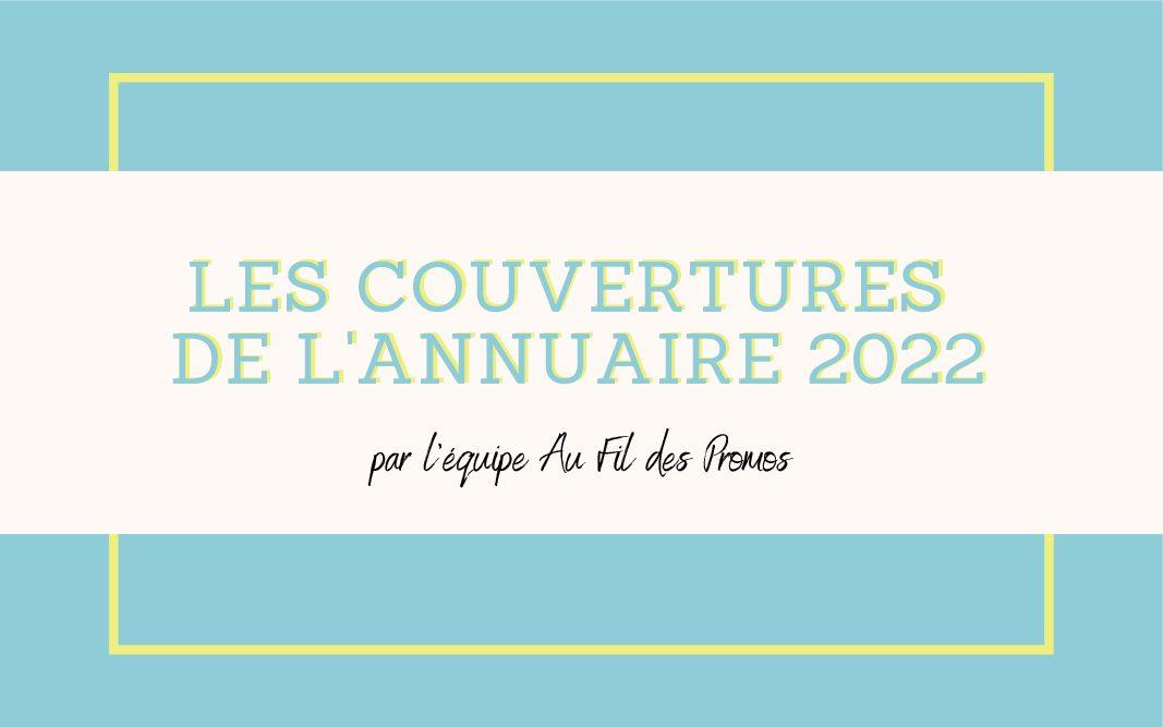 L'édition 2022 de l'annuaire