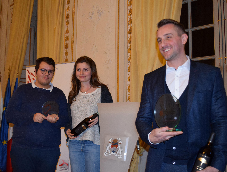 Les Lauréats de la Palme 2017