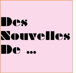 #5 Des Nouvelles De…. Camille