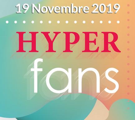 HYPER fans, le 19 novembre