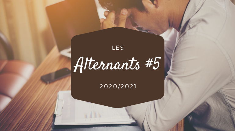Les Alternants #5 (2020/2021) : Amandine