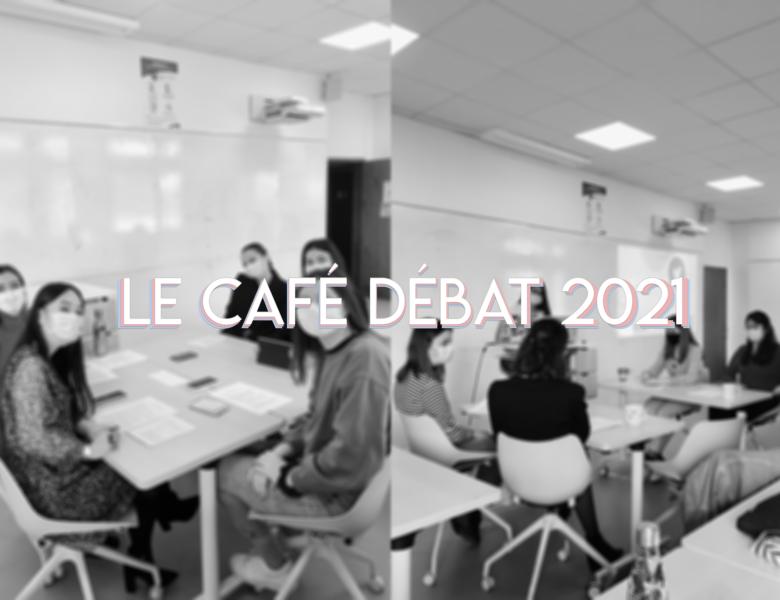 Le café débat des M1