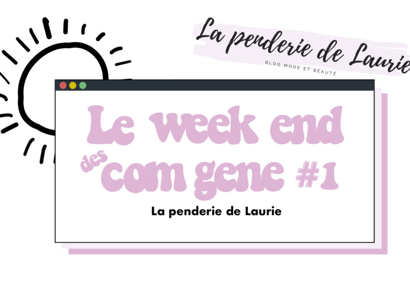 Le week-end des Com Gene #1